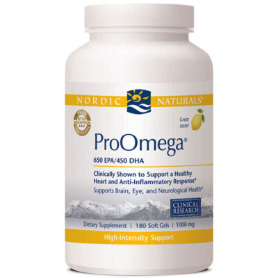 Nordic naturals fish oil proomega 1000 omega 3 39 s the for Fish oil for autism