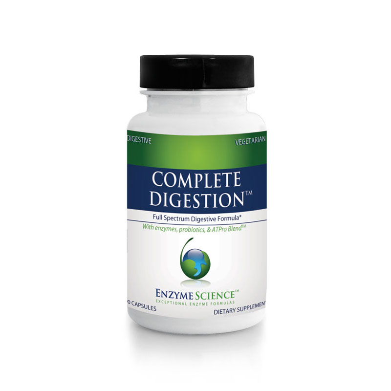 Complete Digestion Enzymes - Full Spectrum Digestive ...