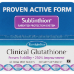 Sublingual Glutathione – Master Antioxidant, Detoxifier