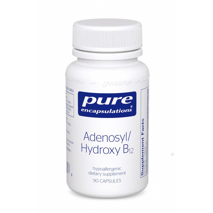 Pure Encapsulations Adenosyl Hydroxy B12