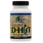 Natural D-Hist – Seasonal Sinus and Nasal Support – Histamine Support