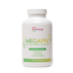 MegaPreBiotic – MegaPre CAPSULES – Precision Prebiotic for Keystone Gut Bacteria
